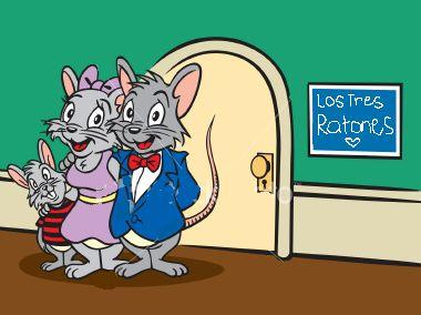 Advanced spanish f bulas ecol gicas tres ratones - Ratones en casa eliminar ...
